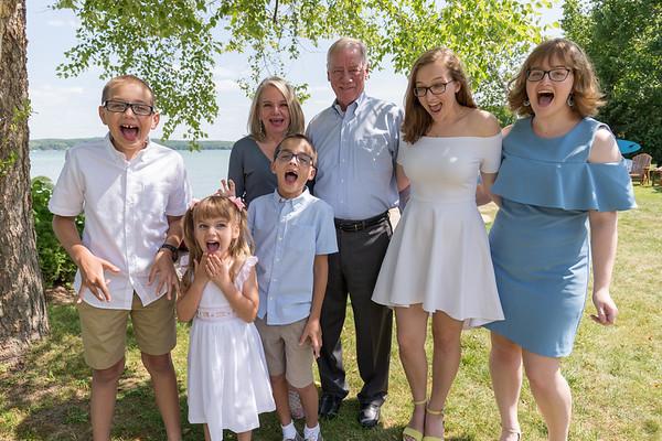 Walloon Lake family photography Margaret