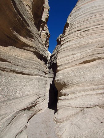 Kasha-Katuwe Tent Rocks Nat. Mon.-Lower Peralta & Colle Canyons Hike  3-19-18