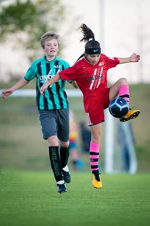 Soccer Sisters Spring 2019