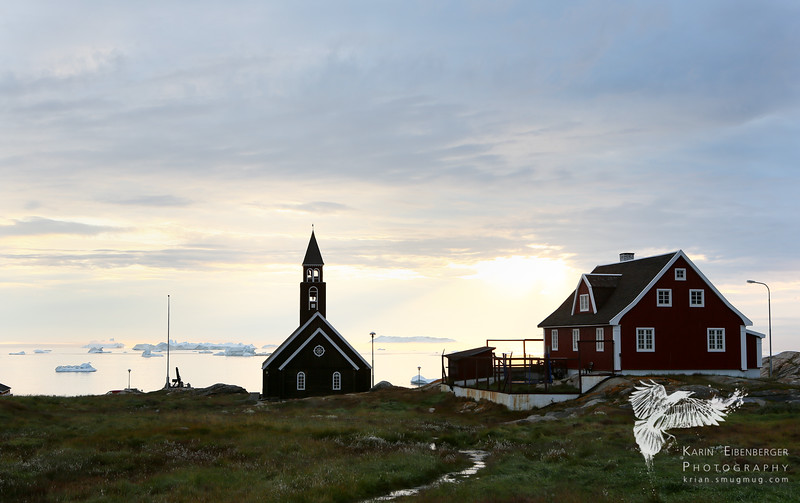 Ilulissat and Icefjord