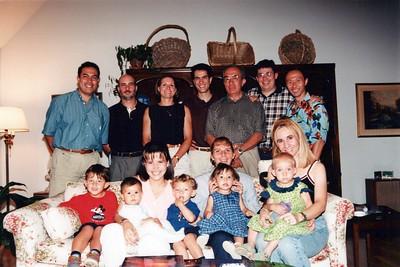 8-29-1998 Jorge Rodriguez Family @ Ianello's