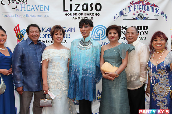"""Boy Lizaso presents Lizaso Stylefest 2013 Panama Awards U.S.A. & 5th Annual """"Kayamanan ng Bayan"""" (a Philippines independence day – Week of celebration's 115th Anniversary)  June 1, 2013"""