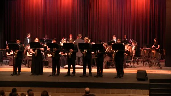 2012-05-08 to 09 - RHS Band Spring Concert Videos