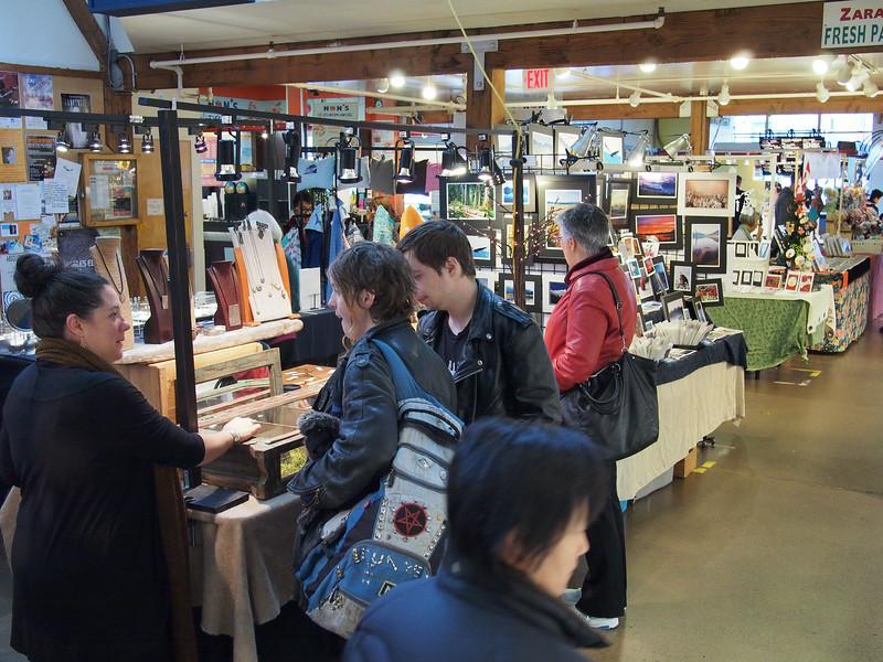 Oct. 19/13 - Granville Island Public Market