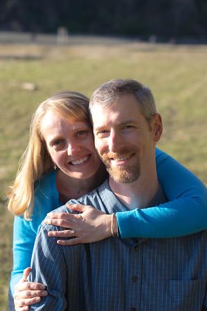Sara & Steve