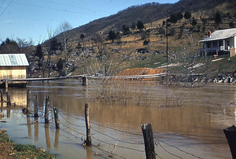 1952 - Flash Flood