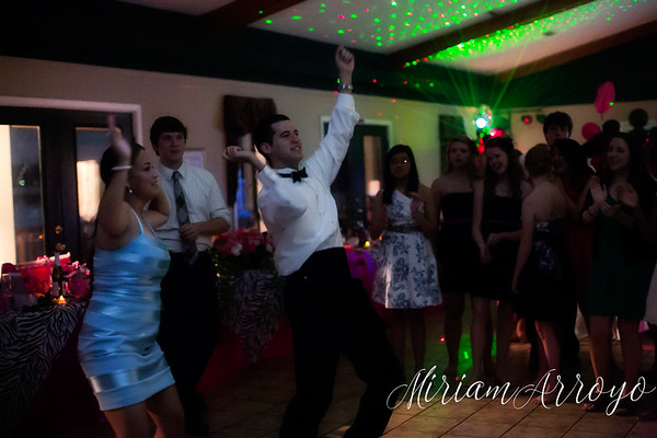 Yulianna's Quince : Party