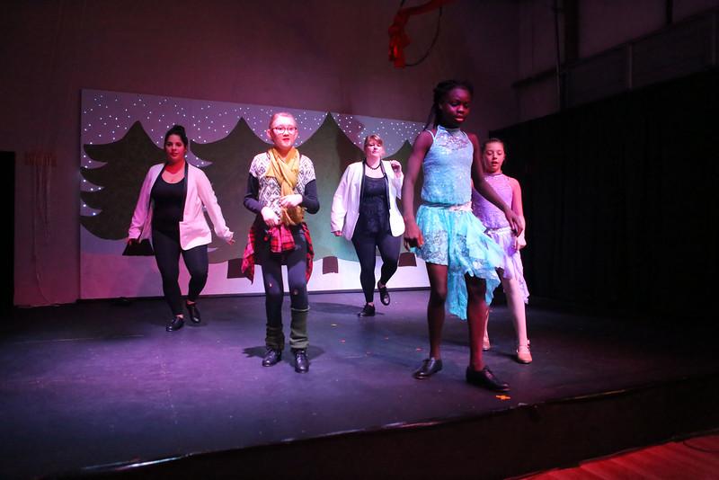 Performance Candids Expression City Dance recital  12/10/2016l