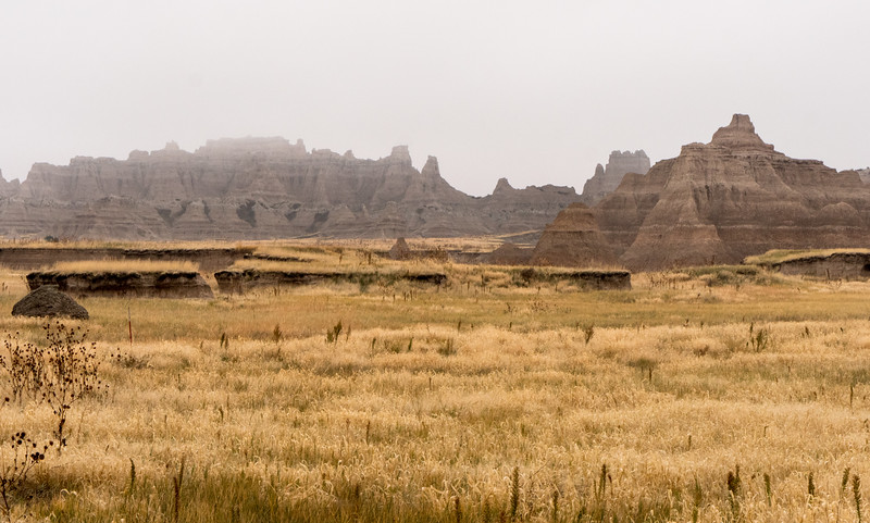 Castle to Fossil Trail Badlands Nat'l Park