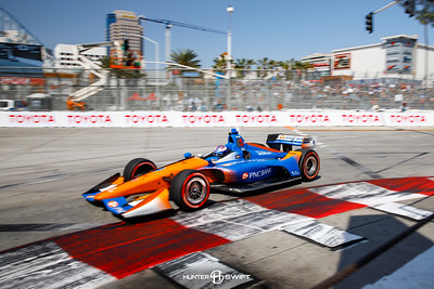 Long Beach Grand Prix IMSA & INDY Racing