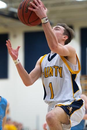 2020.02.27 Boys Basketball: Millbrook @ Loudoun County