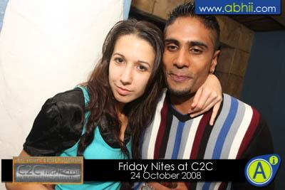 C2C - 24th October 2008