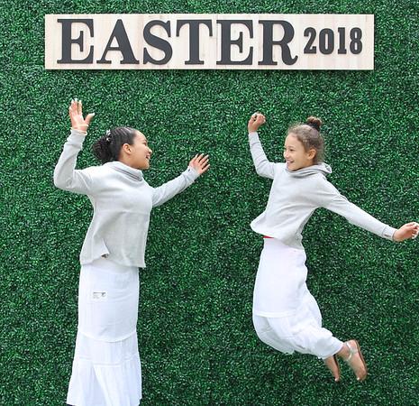 Easter Weekend 2018