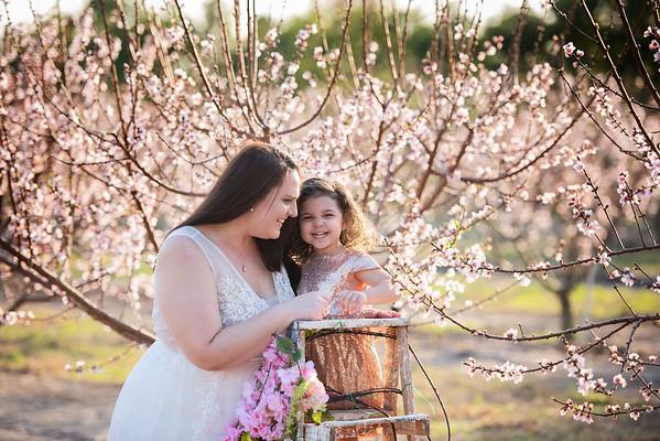 Peach blossoms Feb 2021 - Magnuson