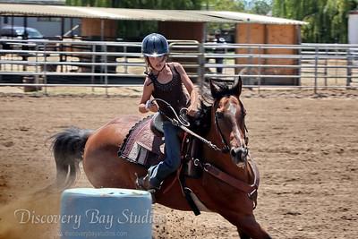 Horse Barrel Racing Rafter Ds 7-25-2009