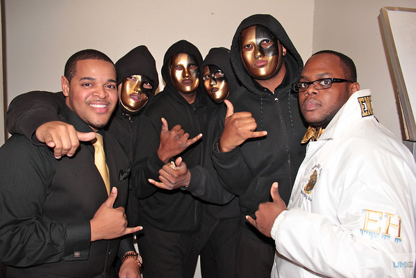 """ALPHA PHI ALPHA, EH CHAPTER """"COMING OUT SHOW