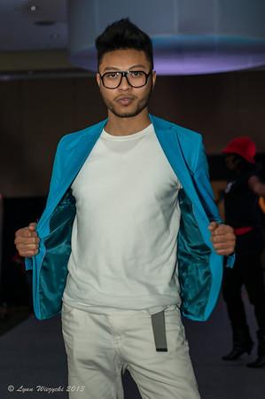 2013 USF Faces Modeling Troupe Fashion Show