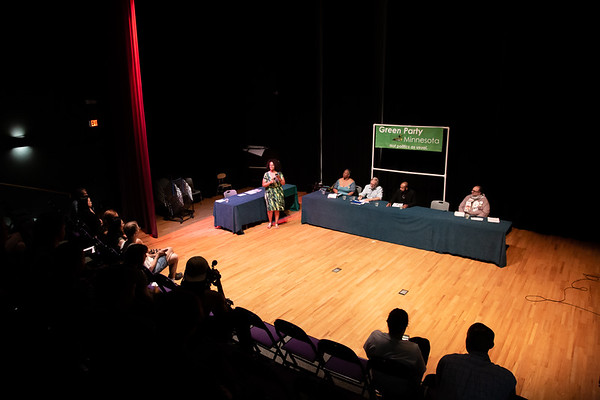 Green Party Presidential Debate - July 19