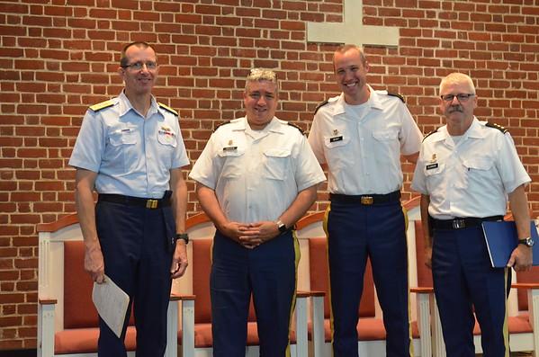 New Cadet Orientation on 21 August