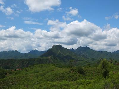 panlongshan hiking
