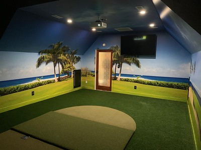 Virtual Golf Room 2019-12-02