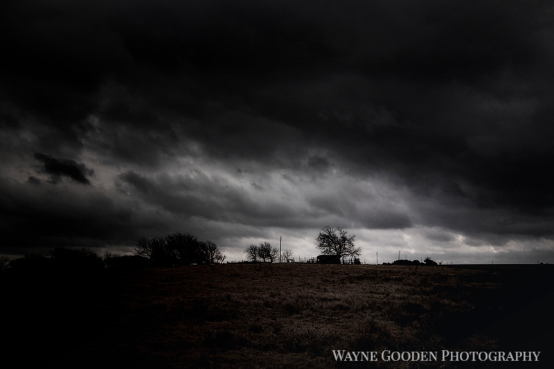 Hill Country Farm - Storm's a brewing