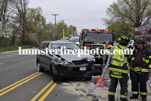SYOSSET FD TOOL JOB SOUTH OYSTER BAY RD at the NSP 4-16-10