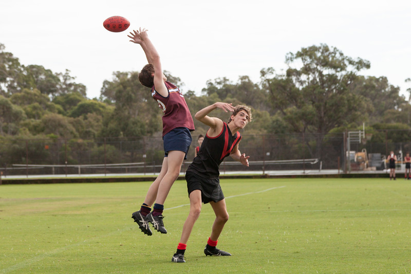 4 May 2019 Year 10 Football Versus Aquinas_35.JPG