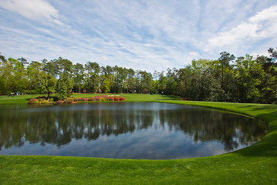 The Masters Practice Rounds at Augusta National Golf Club- 2014