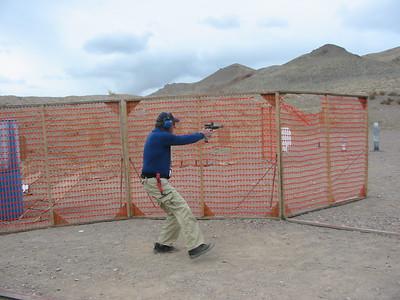 WNPL USPSA pistol match Nov. 2011