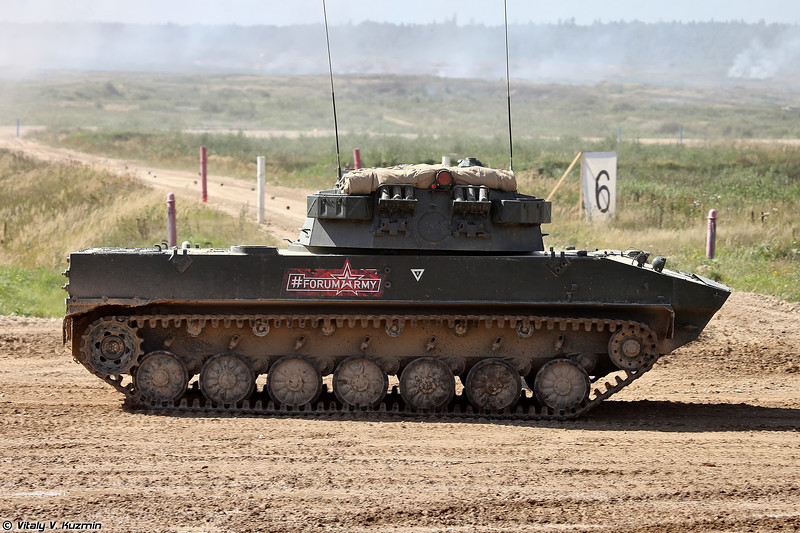 2С25 Спрут-СД (2S25 Sprut-SD self-propelled tank destroyer)