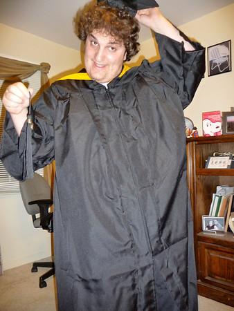 2009-05-16 Chris graduates from Fordham University