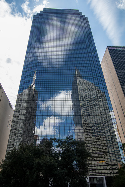 Reflections in Skyscraper