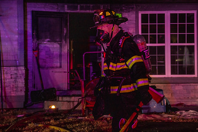 Settlers Drive House Fire