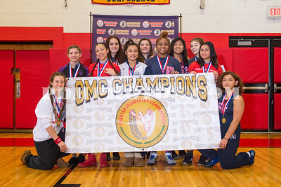 Greater Middlesex Conference Girls Championships 01-26-2020