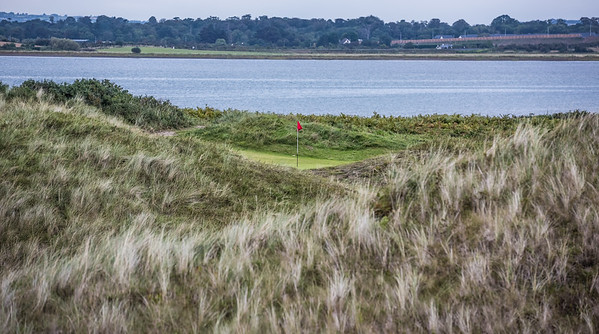 Washington University Irish Golf Trip - The Island