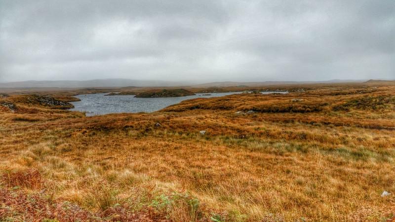 The Bog Road near Clifden