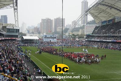 HK 7s 2011 - Sunday | 27 March 2011