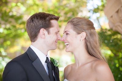Nadine and Jeremy Wedding