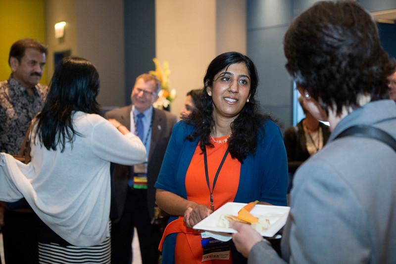 Leadership Development Program Reception