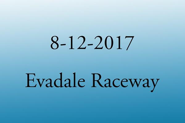 8-12-2017 Evadale Raceway ' SSS Bracket Racing and Index Racing'