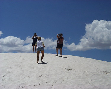 1999/07/25 - White Sands New Mexico