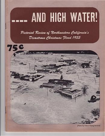 Winter of 1955 - Eel River Flood