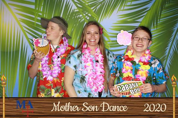 "Marmion Academy ""Mother Son Dance 2020"""