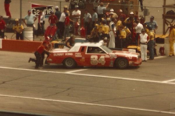NASCAR 1981