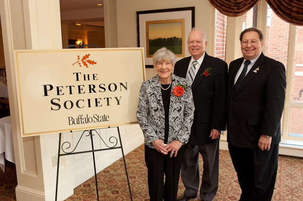 9/5/12 Peterson Society Luncheon