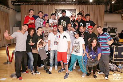 Rock Steady Crew 35th Anniversary BATTLES: Celebrating Crazy Legs