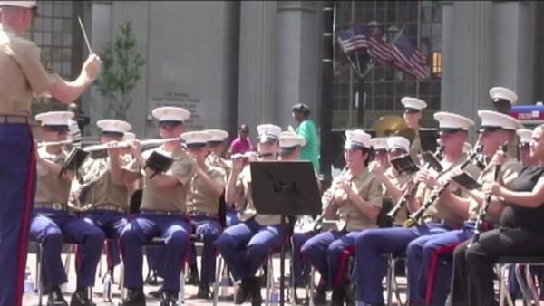 Marine Week Videos