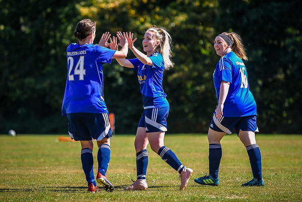 Bursledon Ladies v Widbrook United Ladies