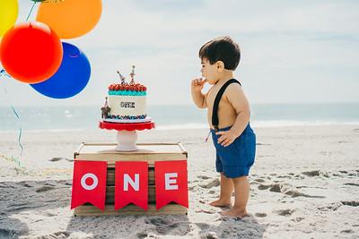 1st Birthday's